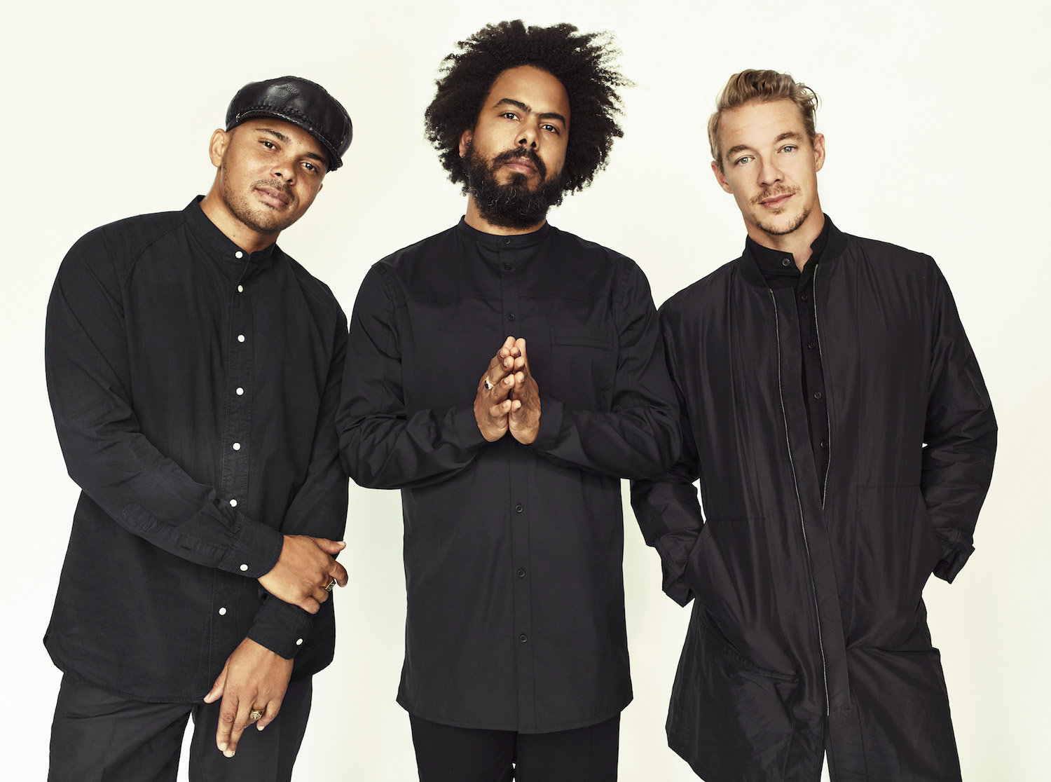 Major Lazer -- Press