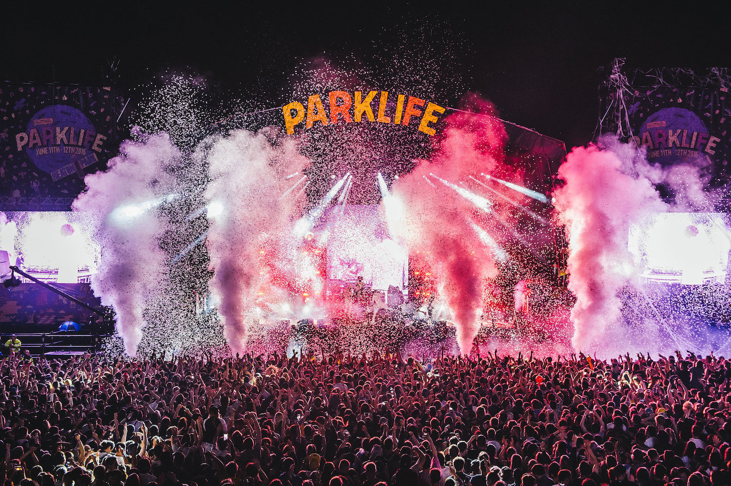 Parklife is the latest festival to drop a killer 2018 line-up