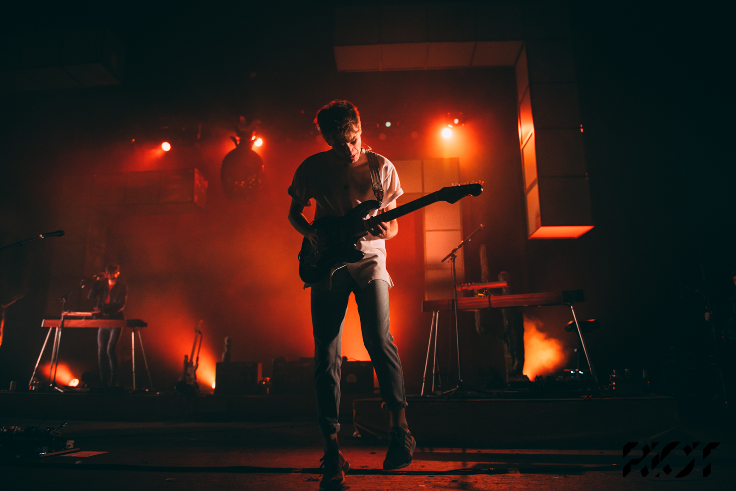 Glass Animals - O2 Academy Brixton-5