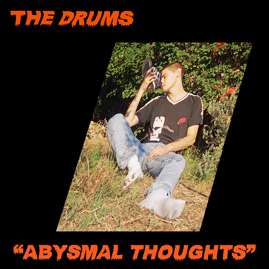 The Drums - Abysmal Thoughts - Album art