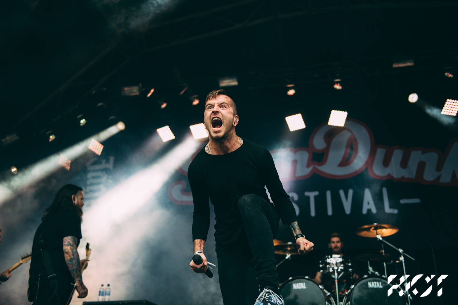 Bury Tomorrow - Slam Dunk 2017 - SDF17-2