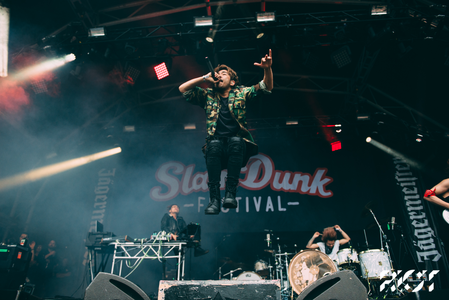 Crossfaith - Slam Dunk 2017 - SDF17-24