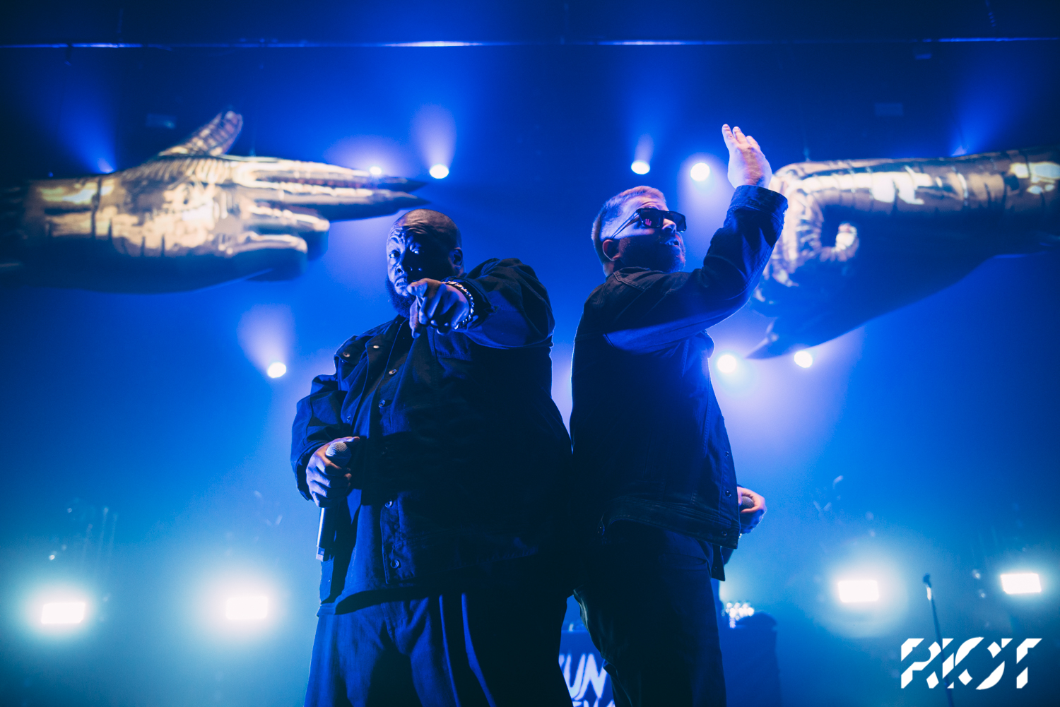 Run The Jewels - Brixton Academy-7