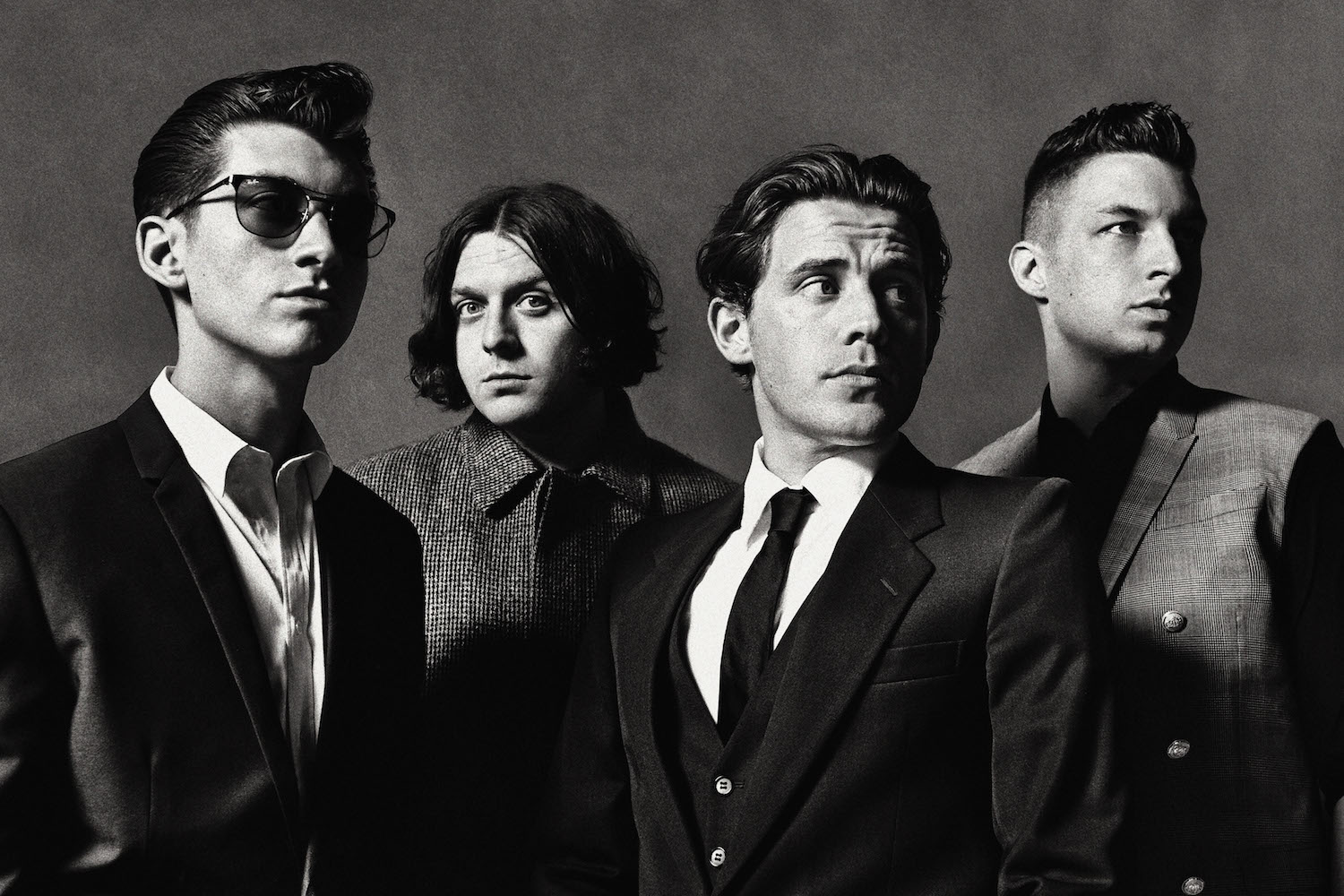 Arctic Monkeys Press Photo
