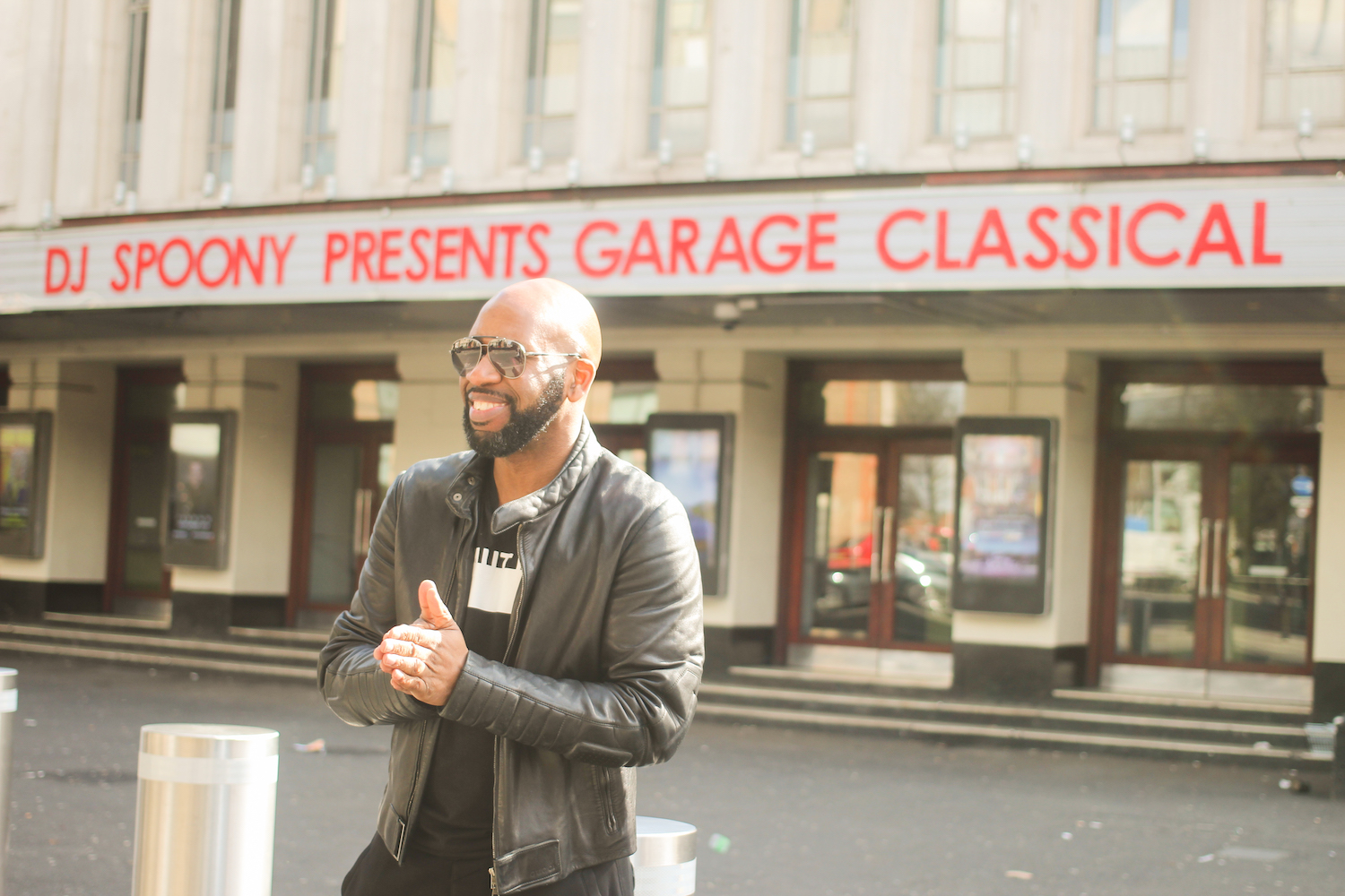RE: DJ SPOONY PRESENTS GARAGE CLASSICAL // Marketing Assets