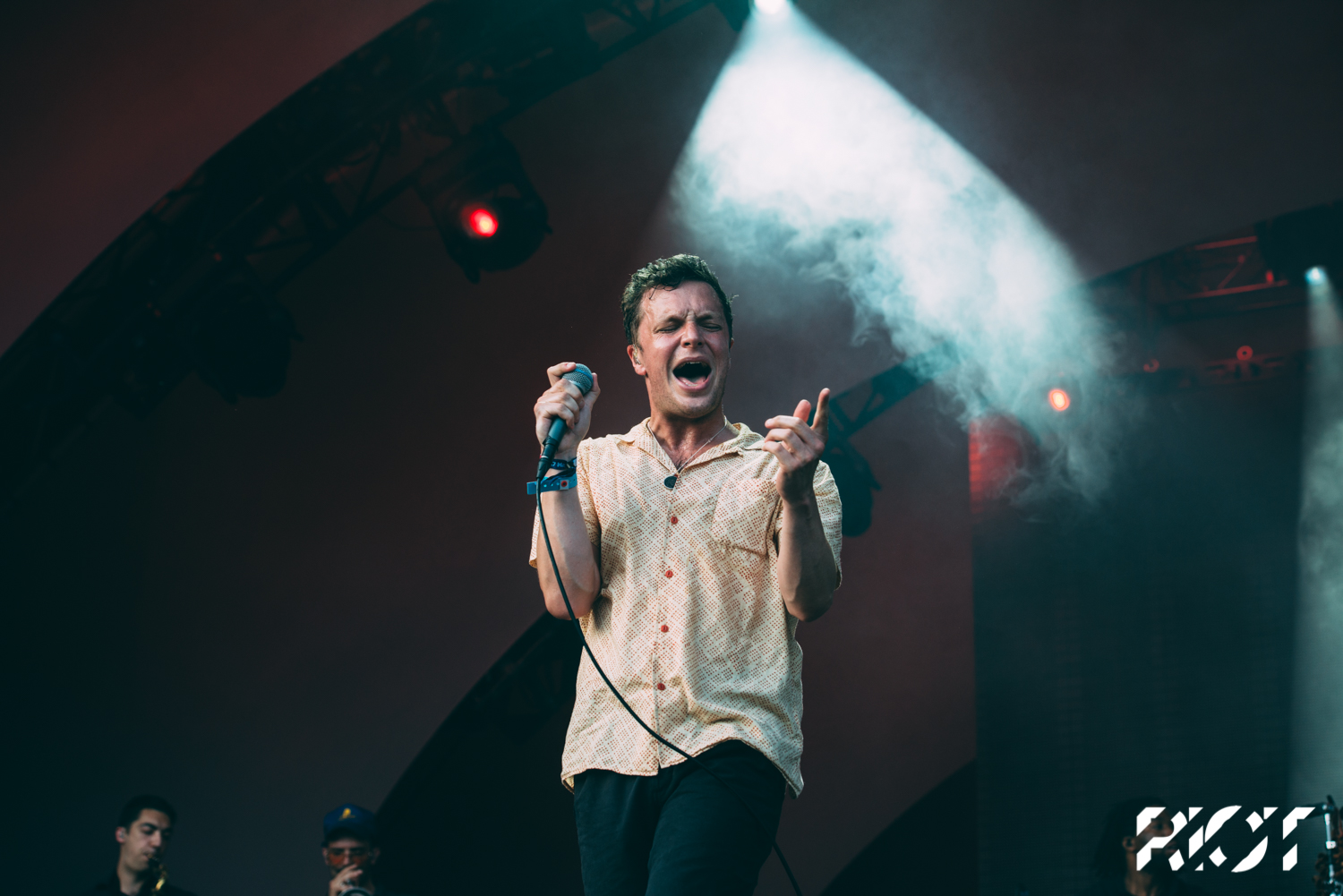 Friendly Fires at All points East 2018