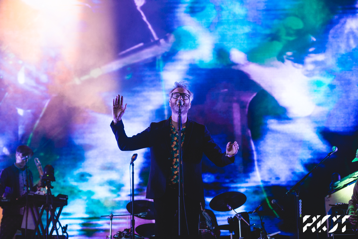 The National - All Points East 2018 - Patrick Gunning-26