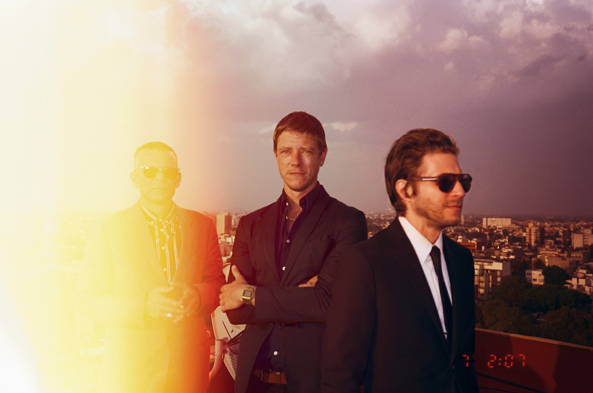 Interpol Press Shot