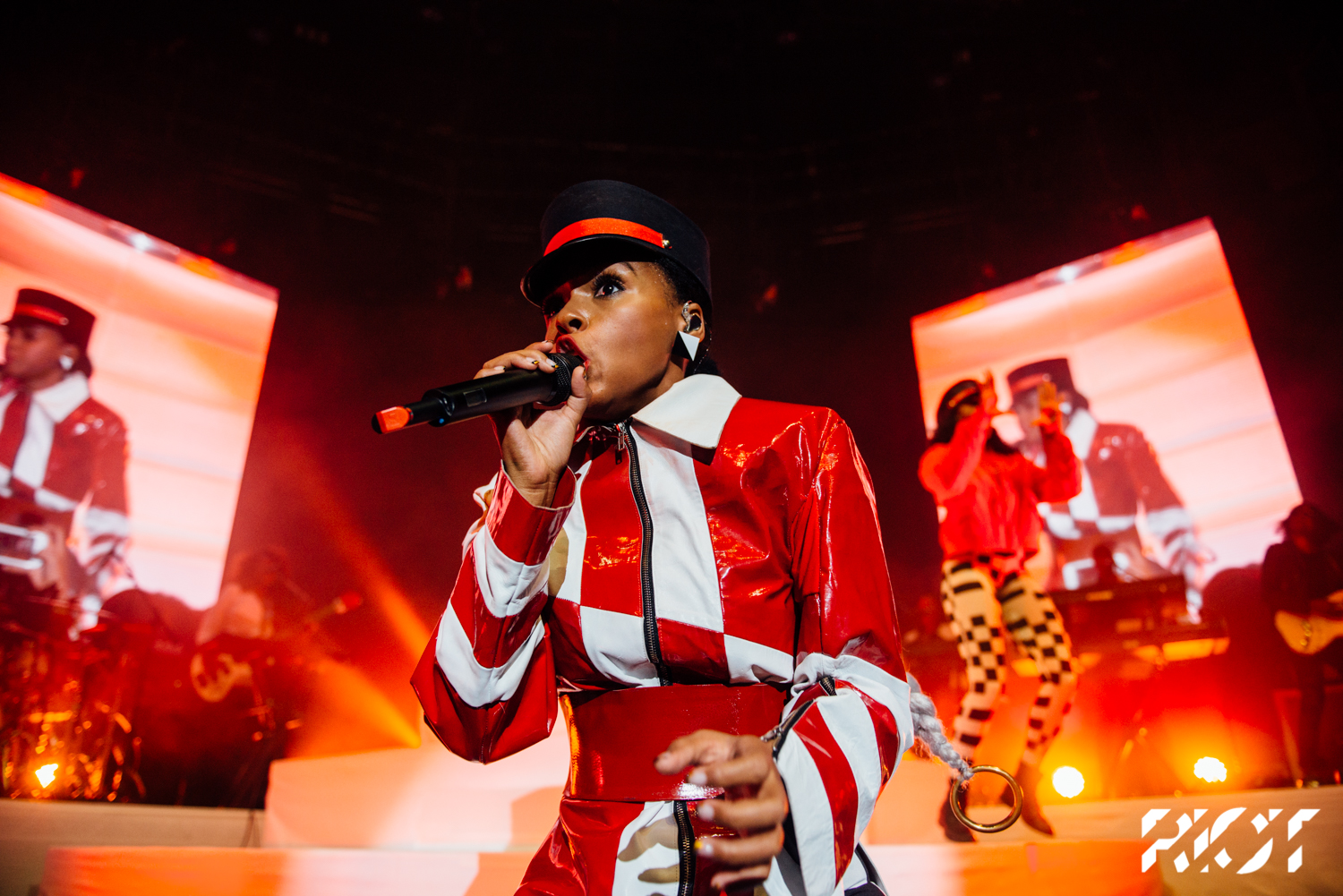 Janelle Monae - The Roundhouse, London - patrickgunning.com-34