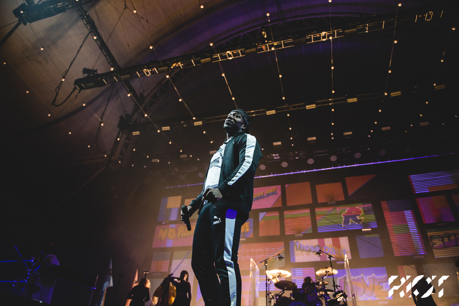 Rudimental - Ally Pally, London - Patrick Gunning-15
