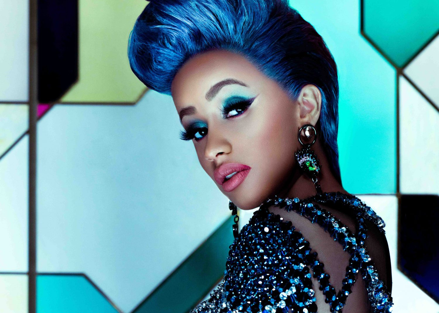 Cardi B - Jora Frantzis - Press Image 2