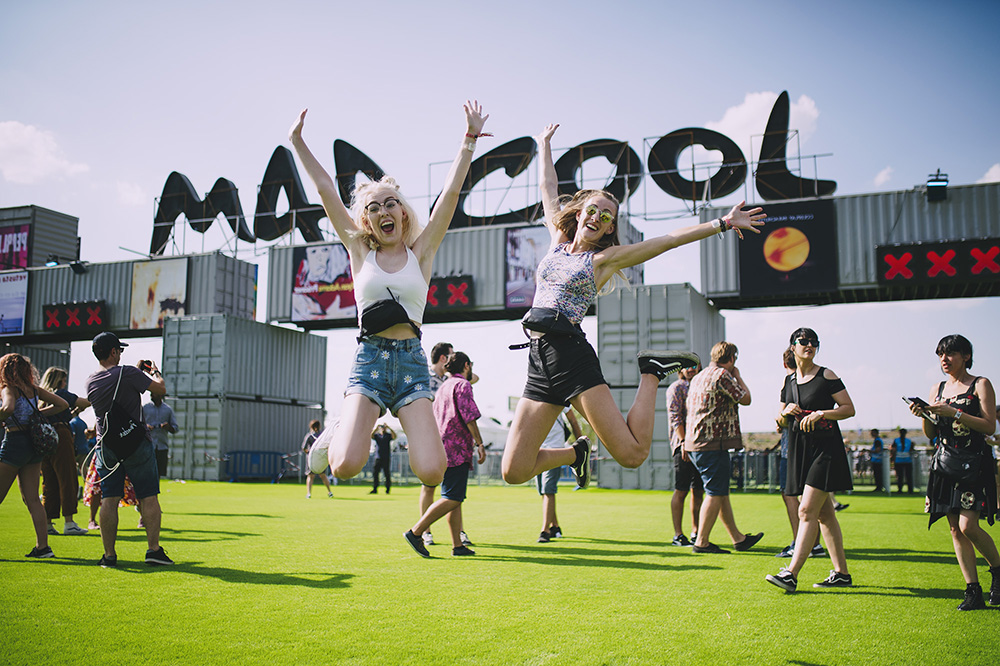 Mad Cool Festival Atmos
