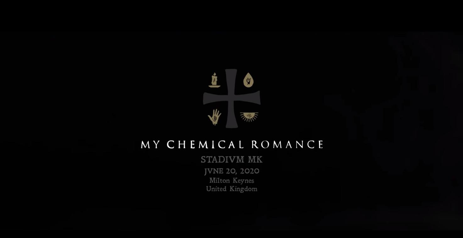 My Chemical Romance Milton Keynes Youtube