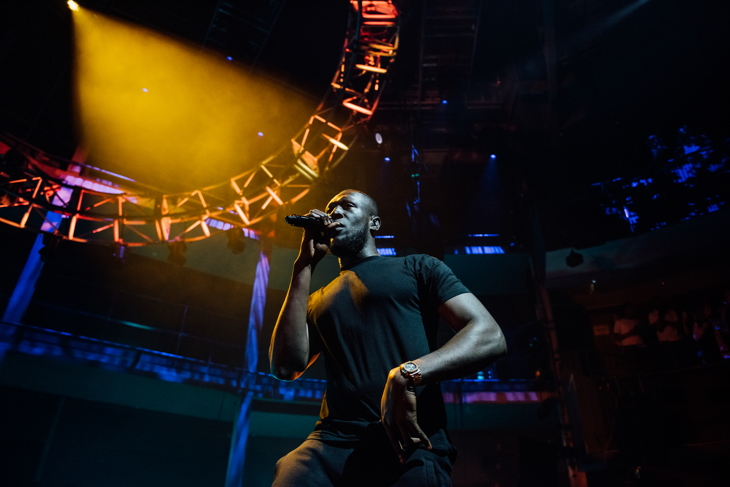 Stormzy - Rose Theatre, Kingston - www.patrickgunning.com-0363