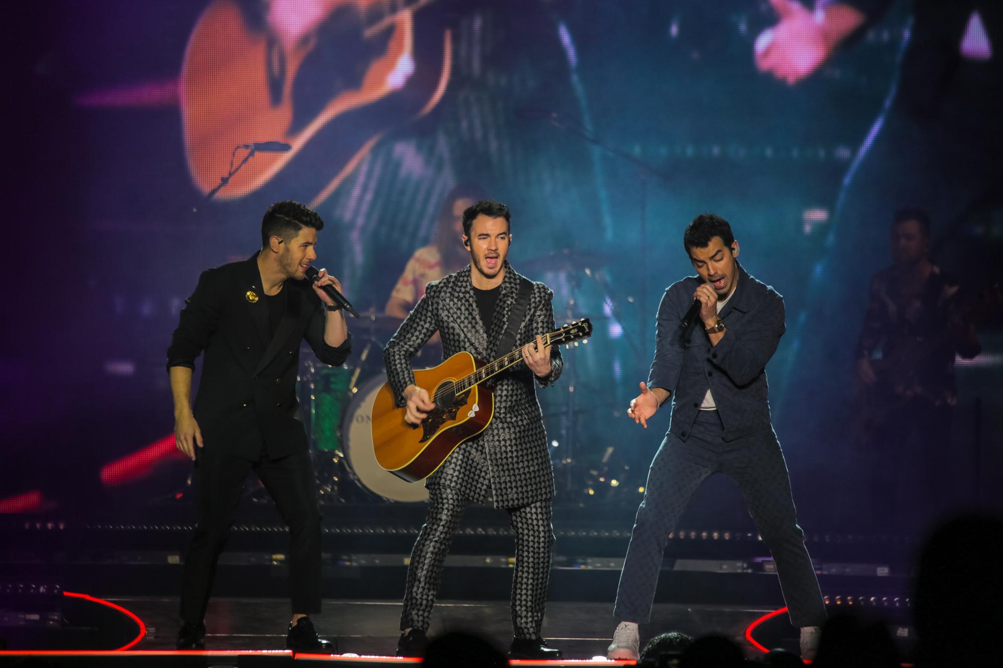 Jonas Brothers SSE Arena London
