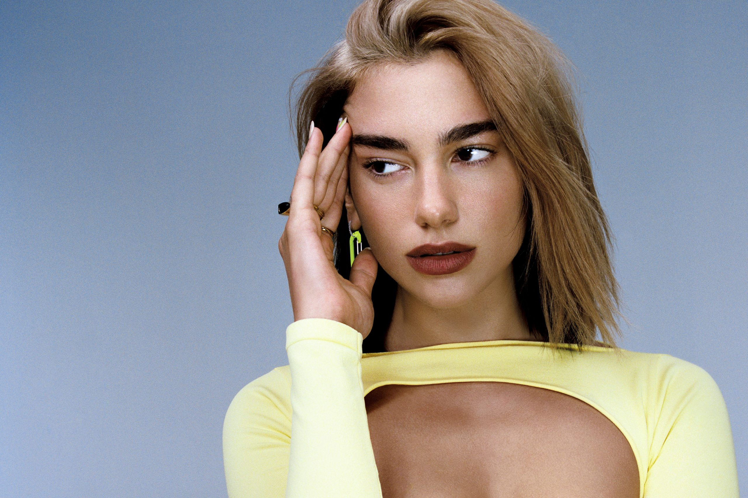 Dua Lipa Future Nostalgia press photos copy